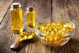 gelules omega 3 DHA