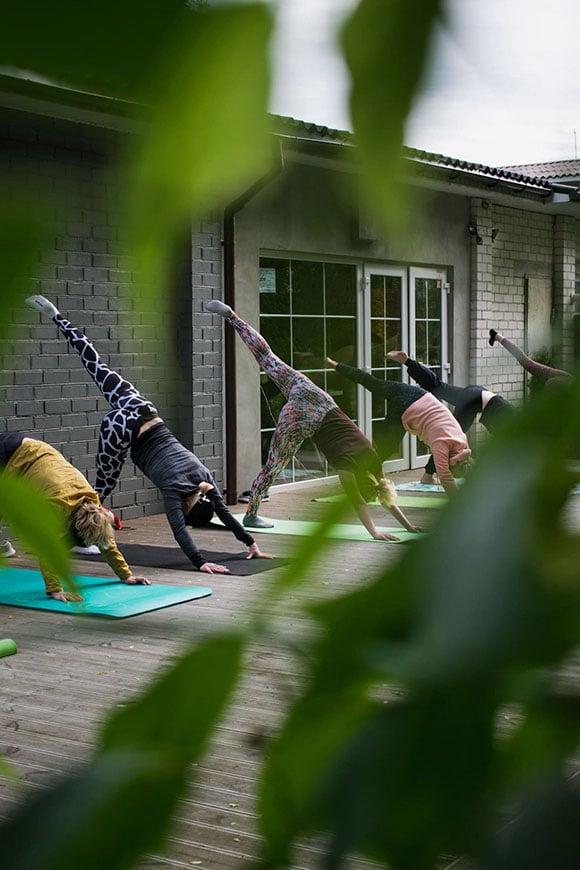 faire du yoga cardiovasculaire